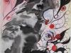 black-cockatoo-watercolour-ink