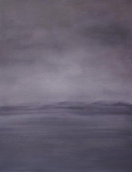 Western Port 1508_Morning is Breaking 91 x 71 cm
